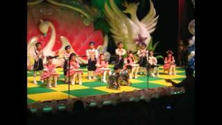 Zoo phonics korean kids festival - The sound of music