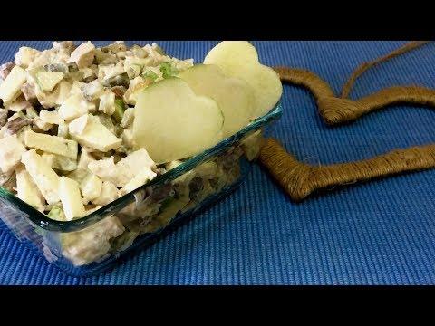 Рецепт салата юбилейный фото — pic 7