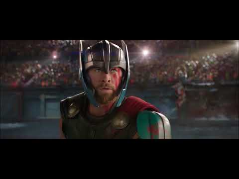 Thor: Ragnarok - Thor vs Hulk - Full Fight Scene HD (No Cut)