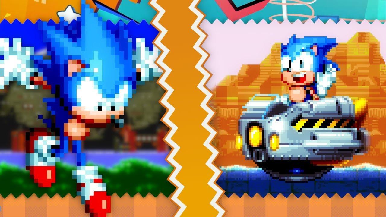 Sonic Mania Plus ✪ Launch Base Zone