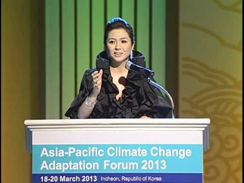 Asia Pacific Climate Change Adaptation Forum 2013 : Welcome Dinner - Part 1