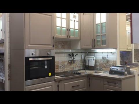 Леруа Мерлен новый обзор кухонь.  Кухни от дешевых до дорогих.