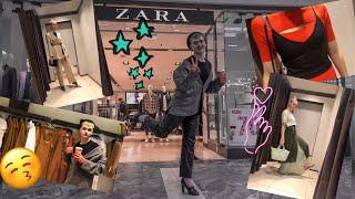 Шопинг влог.Обзор коллекции ZARA и модные советы.Тренды сезона ВЕСНА/ЛЕТО 2019 Создаем образы в ZARA