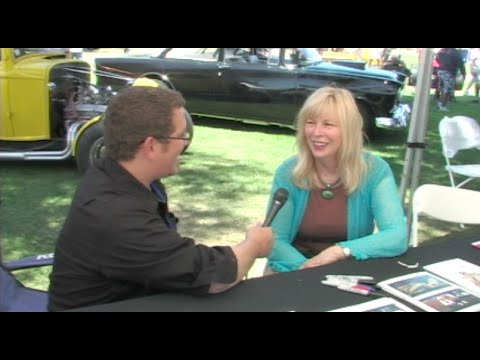 Candy Clark Interview - Thoughts On American Graffiti & Her Career - Candace June Clark 2015
