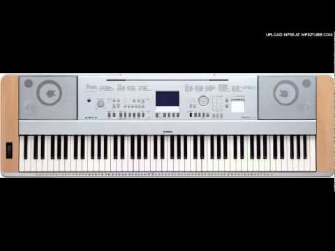 Yamaha DGX 640 demonstration music