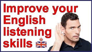 How to improve English listening skills