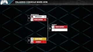 Paladins World Championship: DAY 1