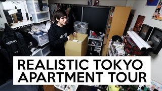 Japanese Apartment Tour // Our Small Tokyo Apartment