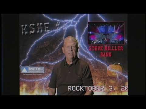 ROCKTOBER 3, 2020 - Steve Miller