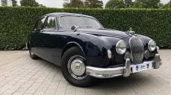 Jaguar MK1 1957 - Walkaround, Sound