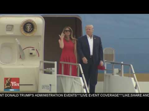 HIGH ENERGY: President Donald Trump Rally...