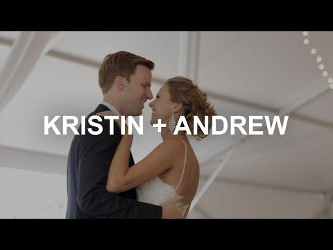 Walker's Overlook Wedding Video  Kristin & Andrew