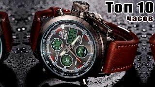 видео Наручные часы из Китая