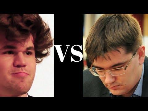 Amazing Chess Game: Magnus Carlsen vs Tomashevsky : Tata Steel (2016)  : London System