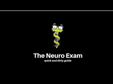 How To Perform A Neurological Exam In Minutes