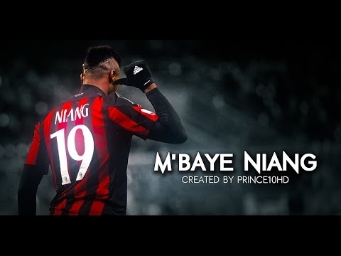 M'Baye Niang - Young Talent - Skills & Goals 2016 - AC Milan - HD