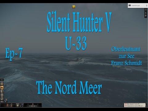Silent Hunter V Ep 7 Hog Island Freighter