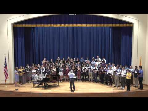Joint Concert by the Westmont and Thomas Aquinas College Choirs