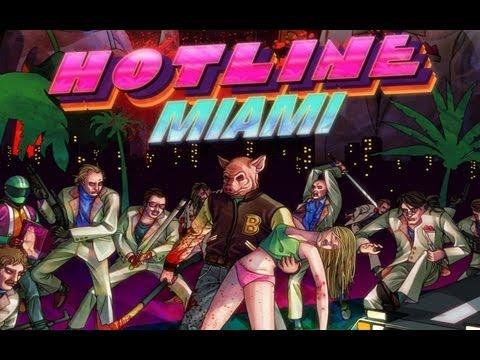 Hotline Miami - Hydrogen (M|O|O|N)