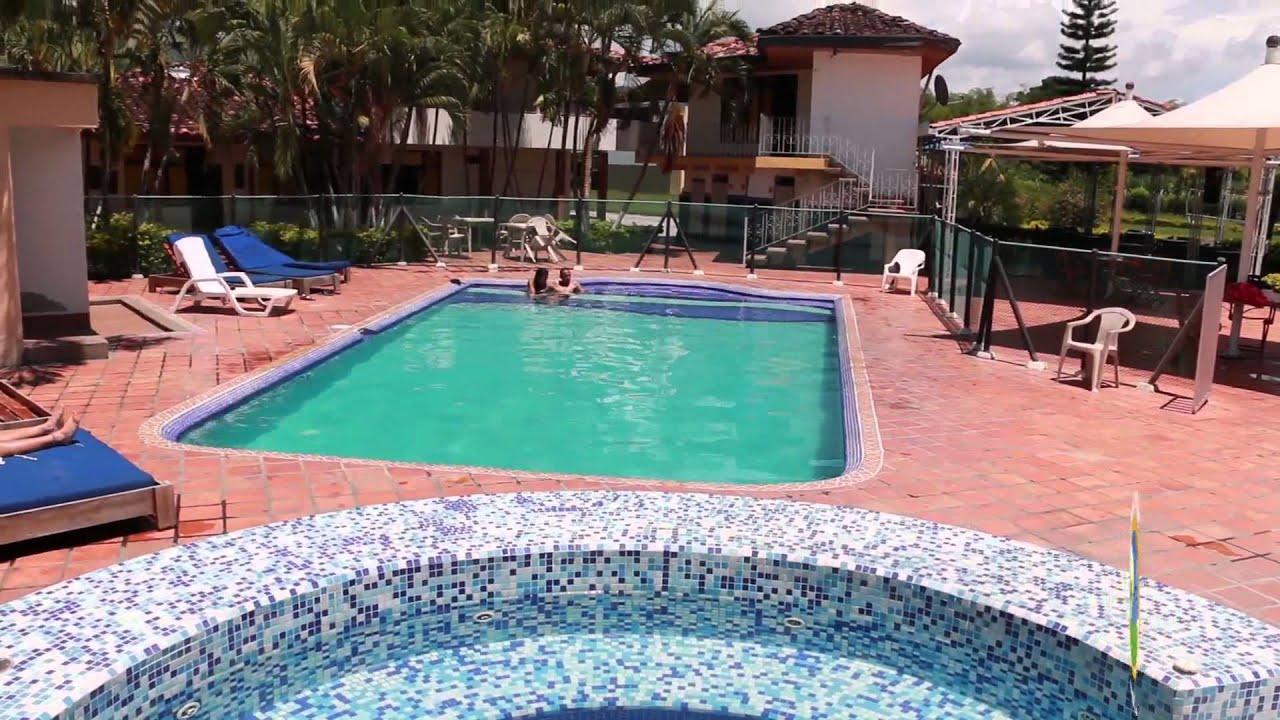 hotel campestre villa zaragoza youtube