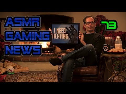 ASMR Gaming News (73) Overwatch Jeff, Kingdom Hearts 3, Death Stranding, Nintendo Switch + More!