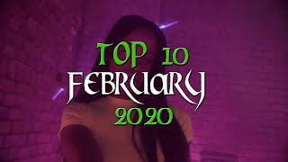 Top 10 New Nigerian music videos | February 2020