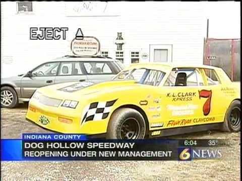 Dog Hollow Speedway - 4/5/2014 WJAC-TV News Report