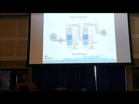 City Of Los Angeles Pilot Test For Improving Bio-Trickling Filters,  by Mr. Cyrous Gilani