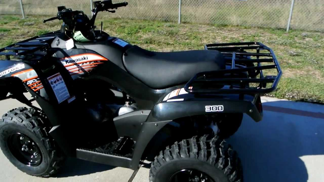 Overview And Review 2012 Brute Force 300 In The Super Black