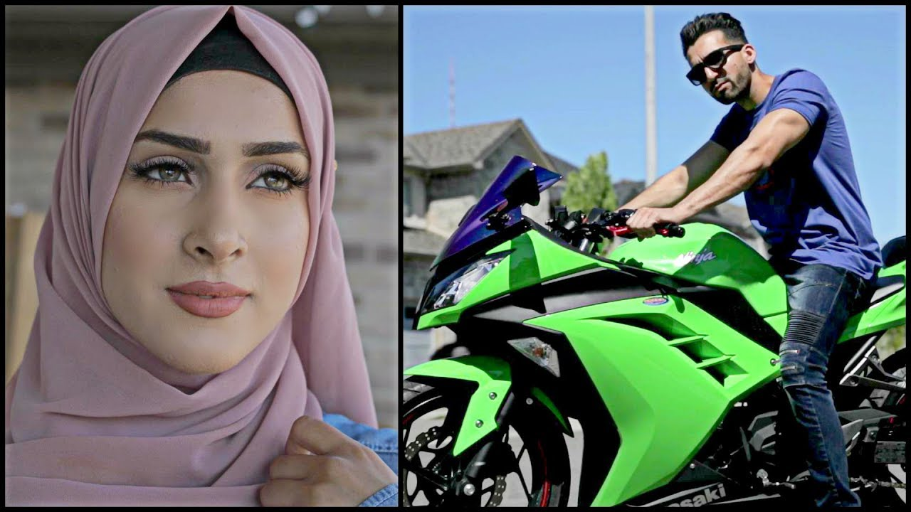 Magic Motorcycle Sham Idrees
