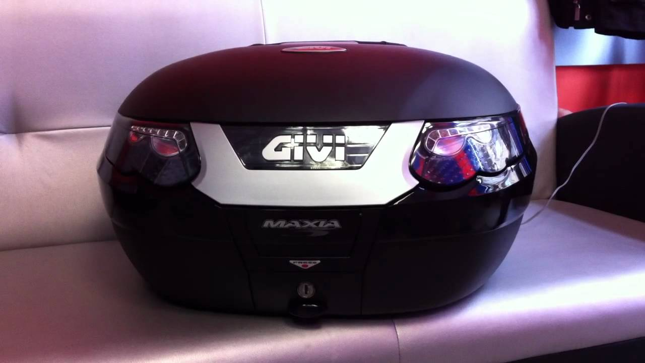 Givi Maxia E55 Tech   Givi Led Lights