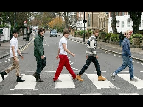 One Direction  More Than This Official Music Video)