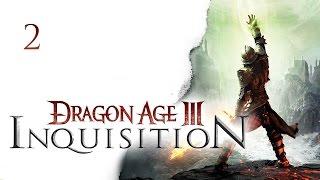 Dragon Age Inquisition - Gameplay #2 Angespielt mit SiriuS PC