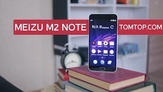 То, что вы так долго просили: Meizu M2 Note. Распаковка, первый взгляд (tomtop.com)