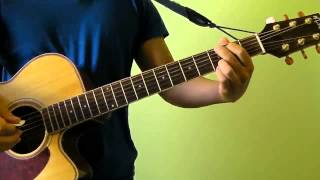 When I Was Your Man - Bruno Mars - Easy Guitar Tutorial (No Capo)