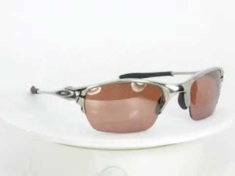 cc3f0ee281f Oakley Sunglasses Polished Half X 04142 Polished VR28 Black Iridium ...