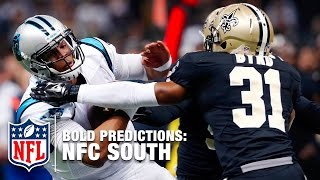 NFC South Bold Predictions for 2016 | NFL Network