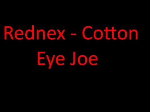 Rednex - Cotton Eye Joe lyrics + download