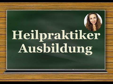 Die Heilpraktiker-Ausbildung | Sehr ausführliches Video!
