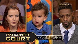 Boyfriend Caught Girlfriend In Bed With Another Man (Full Episode)   Paternity Court