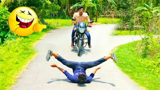 Must Watch 😛😛 New Funny Comedy Videos 2019 | Episode 9 | Mithu & Pranto
