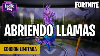 OPENING CALLS OF PARTY ALIJO AND ROAD TRAVEL ? FORTNITE SAVE THE WORLD Spanish