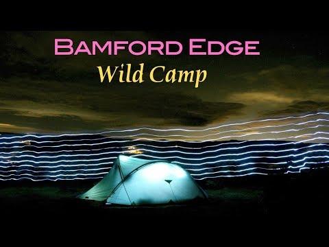 Bamford Edge Wild Camping