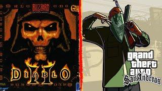 Grand Theft Auto: San Andreas - Sin Trucos / Pc - En español