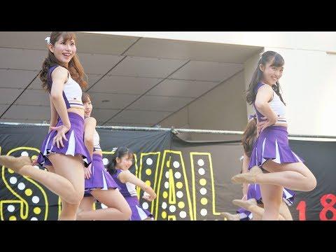 Cheerleading チア 上智大学インカレチアダンスサークル JESTY③ ジャズダンス Britney Spears  Womanizer