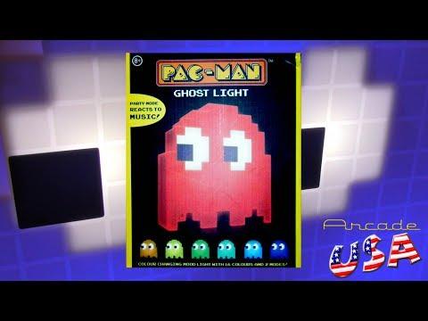 Pac Man Ghost Light!