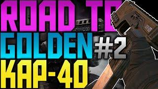 aanhoudende kap road to live golden kap 40 2 black ops 2 pistol