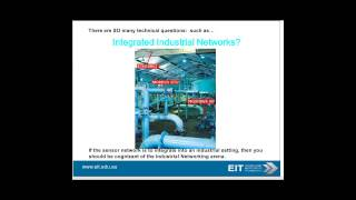 Smart Instruments, Fieldbus, Ethernet and Industrial Wireless