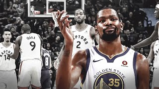 Kevin Durant IS SCARED TO DEATH Of ONE TEAM!!!
