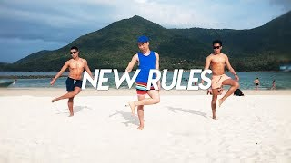Dậy nhảy - New Rules remix - Dua Lipa | Perform in ThaiLand'Trip | Dancing with Minhx thumbnail